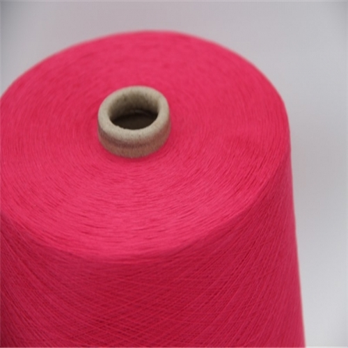 red color yarn 20/1
